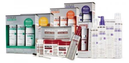 Bosley – отзывы, описание продукции, эффективность и полезные свойства.
