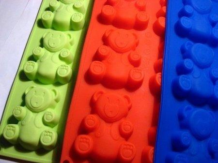 Как выпекать в силиконовой форме в духовке? Рецепт кексов в силиконовых формах.