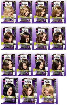 Краска для волос Палет фото