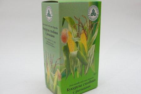 Кукурузные рыльца – показания к применению фото