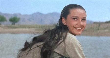 Одри Хепберн – фильмография фото