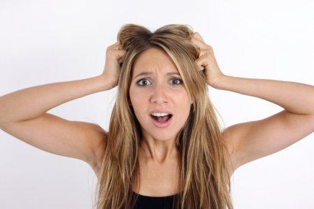 Почему волосы стали жирнеть фото