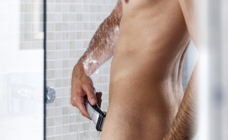 Зачем бреют пах фото