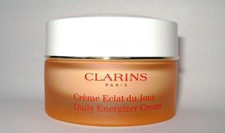 Преимущества и отзывы: крем Кларанс Daily Energizer Cream-Ge фото