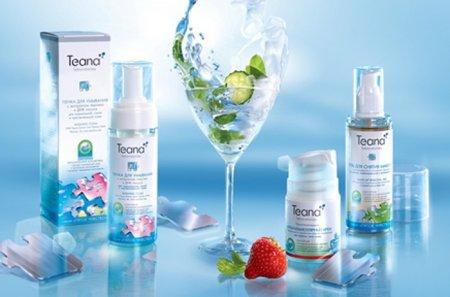 Косметика Теана – официальный сайт. Отзывы о косметических средствах фирмы Теана.