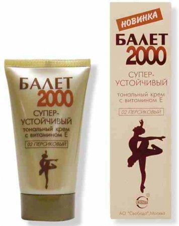 Тональный крем Балет – отзывы, характеристики, рекомендации по использованию.