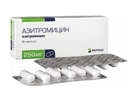 Азитромицин – побочные действия фото