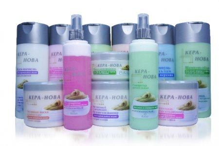 Кера Нова – отзывы о косметических средствах для укрепления волос.