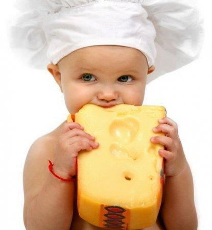 когда ребенку вводить сыр фото