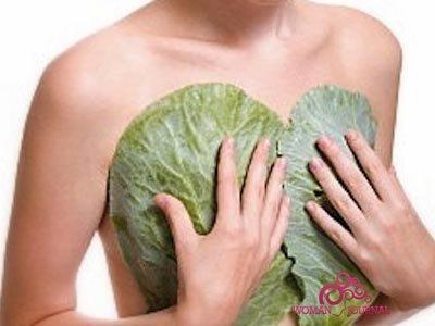 мастит прикладывание капусты