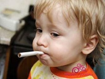 вличние сигарет