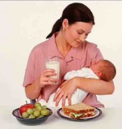 хлеб кормящая мать