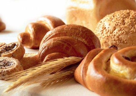 булочки сдоба белый хлеб