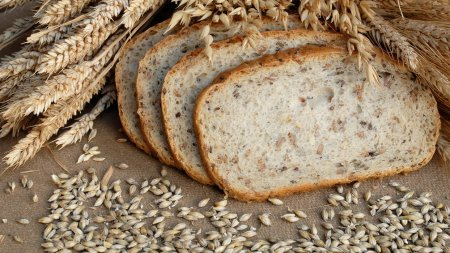 хлеб с отрубями грубый помол