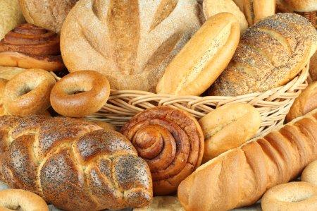 хлебные изделия хлеб
