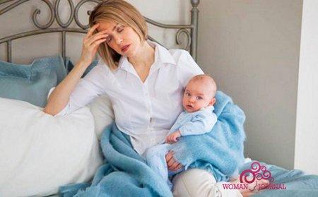 кормящая мать стресс послеродовая депрессия