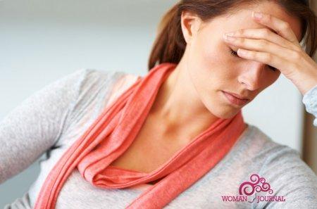 женщина стресс депрессия