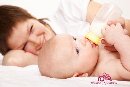 Почему ребенок отказывается от грудного вскармливания?