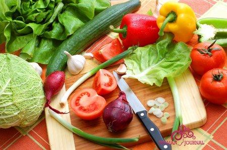 Полезные овощи при грудном вскармливании