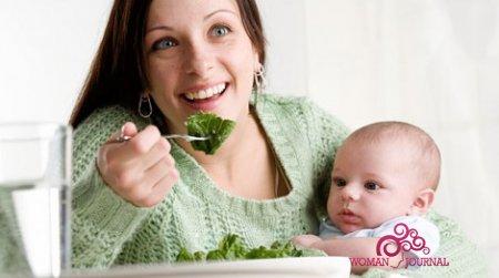 Питание во время грудного кормления