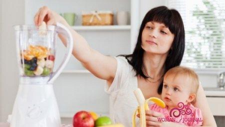 Фруктовые соки для кормяще матери