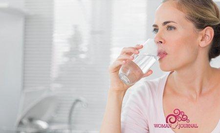 пить жидкость