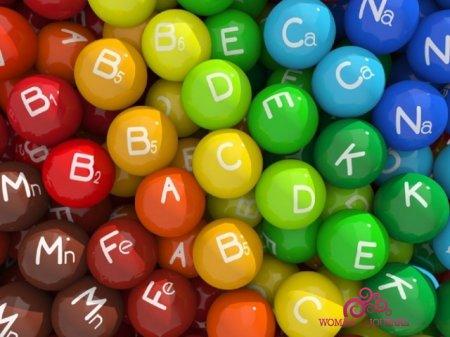 витамины при ГВ
