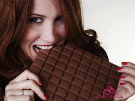 привычка к шоколаду
