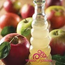 приготовить яблочный уксус