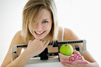похудеть на яблочной диете