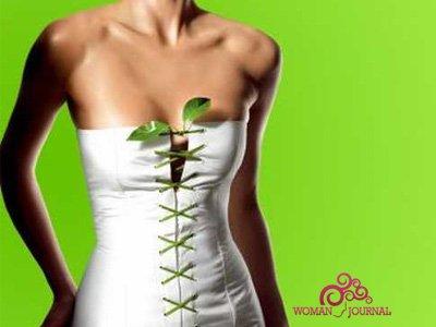 похудеть на зеленой диете
