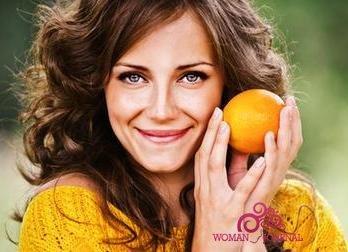 похудеть на апельсинах