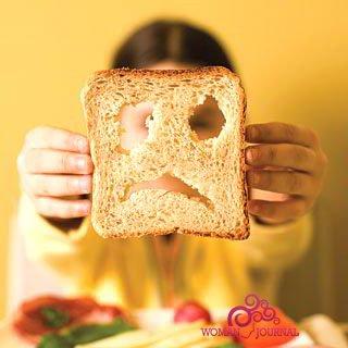 калорийный хлеб
