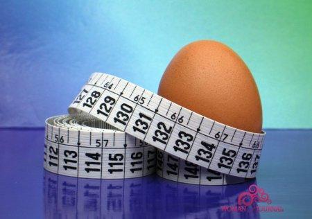 правила яичной диеты