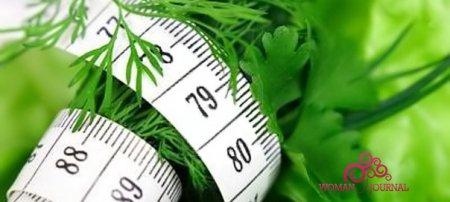 диеты для похудения: травы для похудения