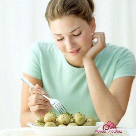 диета на картофеле