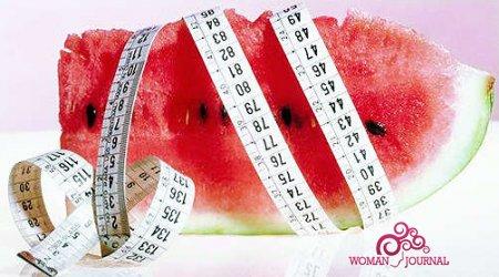 Арбузная диета для похудения: меню и особенности