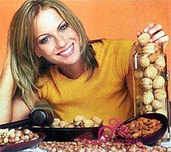 диета на орехах