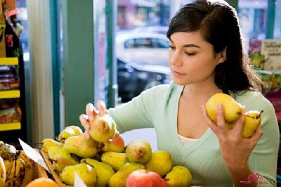 можно ли во время диеты есть грушу