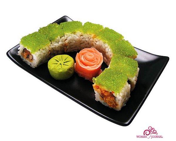 Можно ли похудеть на суши