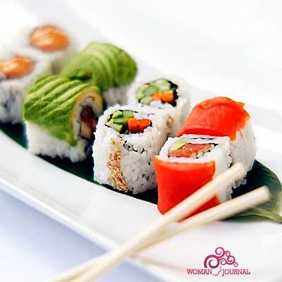 суши для похудения