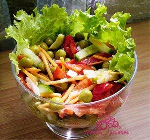 худеть на овощах