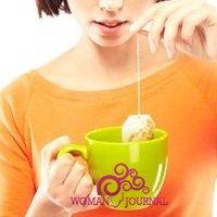 низкокалорийный зелены чай