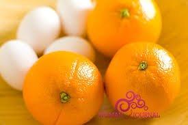 диета яйца и апельсины