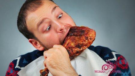 диета на мясе