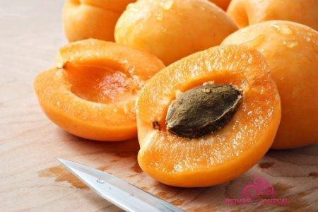 кушать абрикос