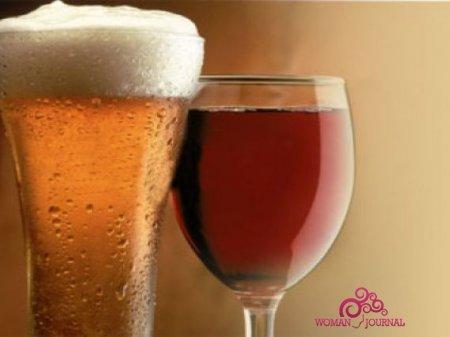 алкоголь и калории