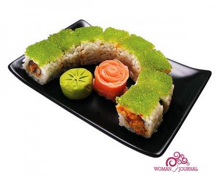 низкокалорийные суши