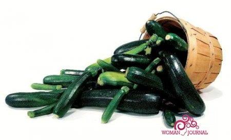 диета с кабачками