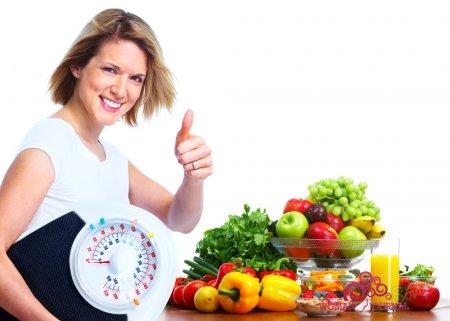 овощное похудение